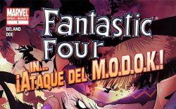 Fantastic Four in...Ataque Del M.O.D.O.K.! (2010) #1