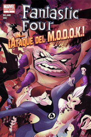 Fantastic Four in...Ataque Del M.O.D.O.K.! #1