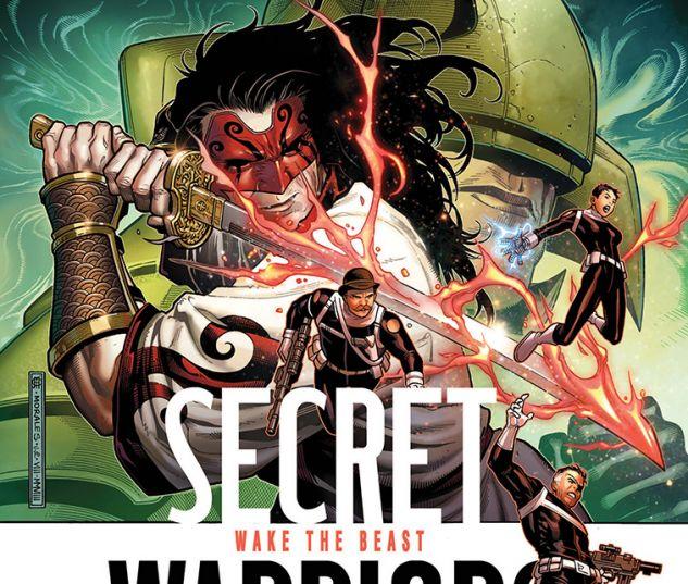 Secret Warriors (2008) #11
