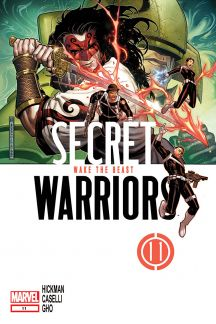 Secret Warriors #11