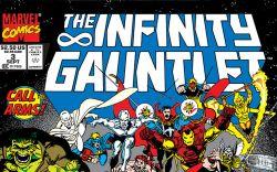 Infinity Gauntlet (1991) #3
