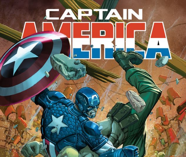 CAPTAIN AMERICA 13 (WITH DIGITAL CODE)