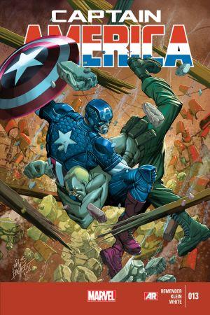 Captain America (2012) #13