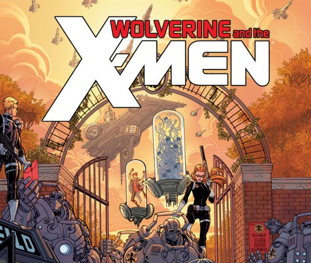 WOLVERINE & THE X-MEN 40 (WITH DIGITAL CODE)