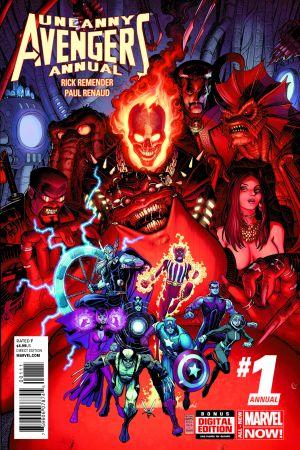 Uncanny Avengers Annual (2014) #1