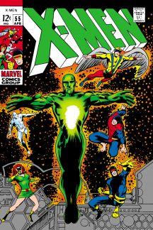 Uncanny X-Men #55