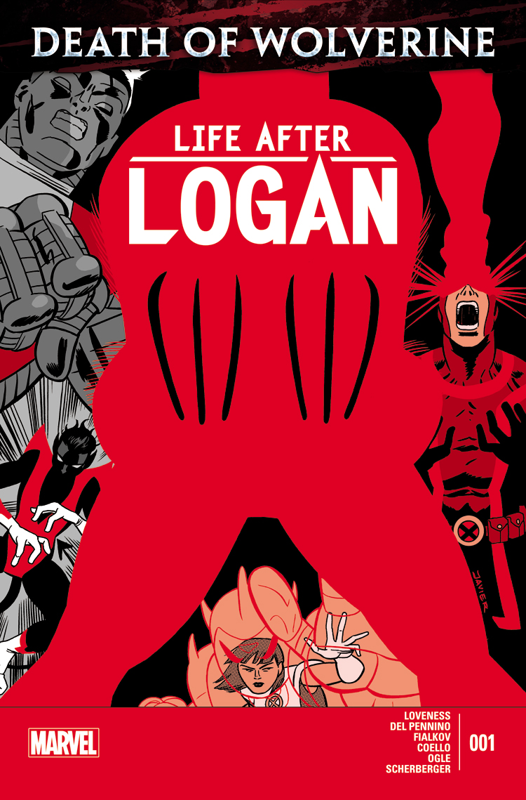 Death of Wolverine: Life After Logan (2014) #1