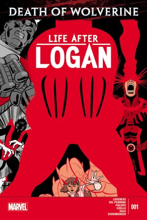DEATH OF WOLVERINE: LIFE AFTER LOGAN 1 #1