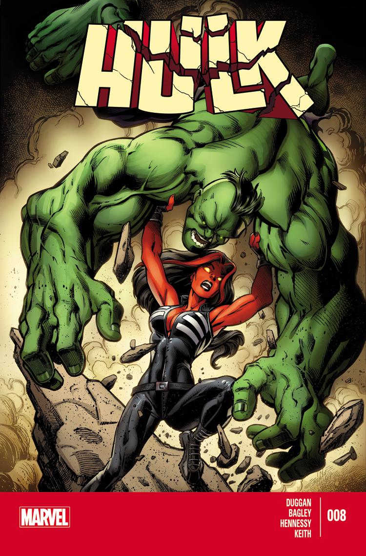 Hulk (2014) #8