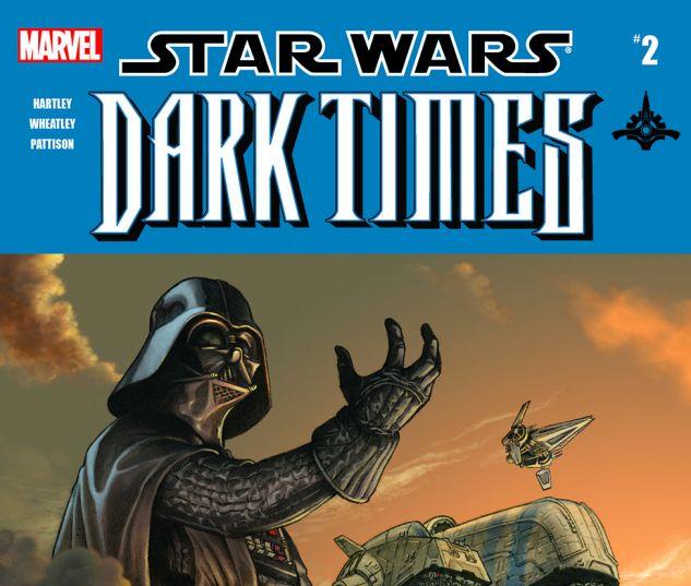Star Wars: Dark Times (2006) #2