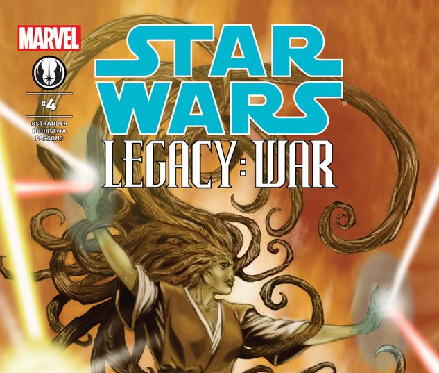 Star Wars: Legacy - War (2010) #4