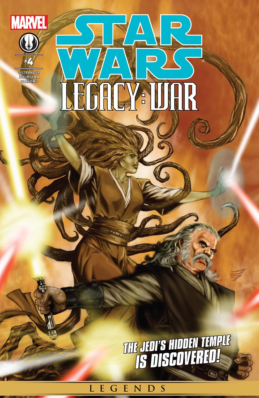 Star Wars: Legacy - War (2010) #4