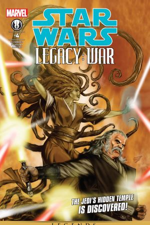Star Wars: Legacy - War #4