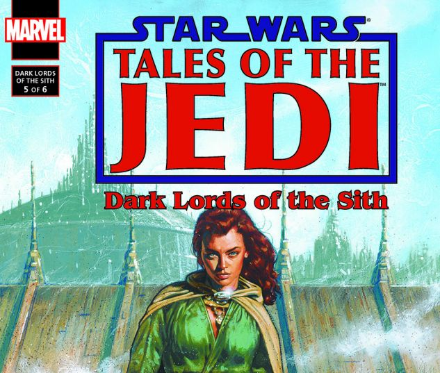 Star Wars: Tales Of The Jedi - Dark Lords Of The Sith (1994) #5