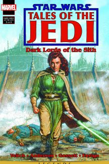Star Wars: Tales Of The Jedi - Dark Lords Of The Sith #5