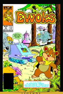 Star Wars: Ewoks (1985) #5