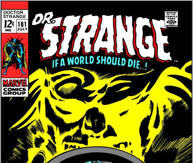Doctor Strange (1968) #181