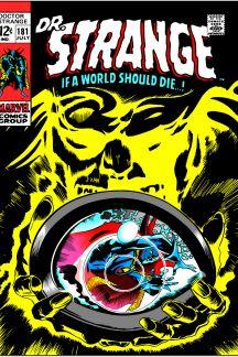 Doctor Strange #181