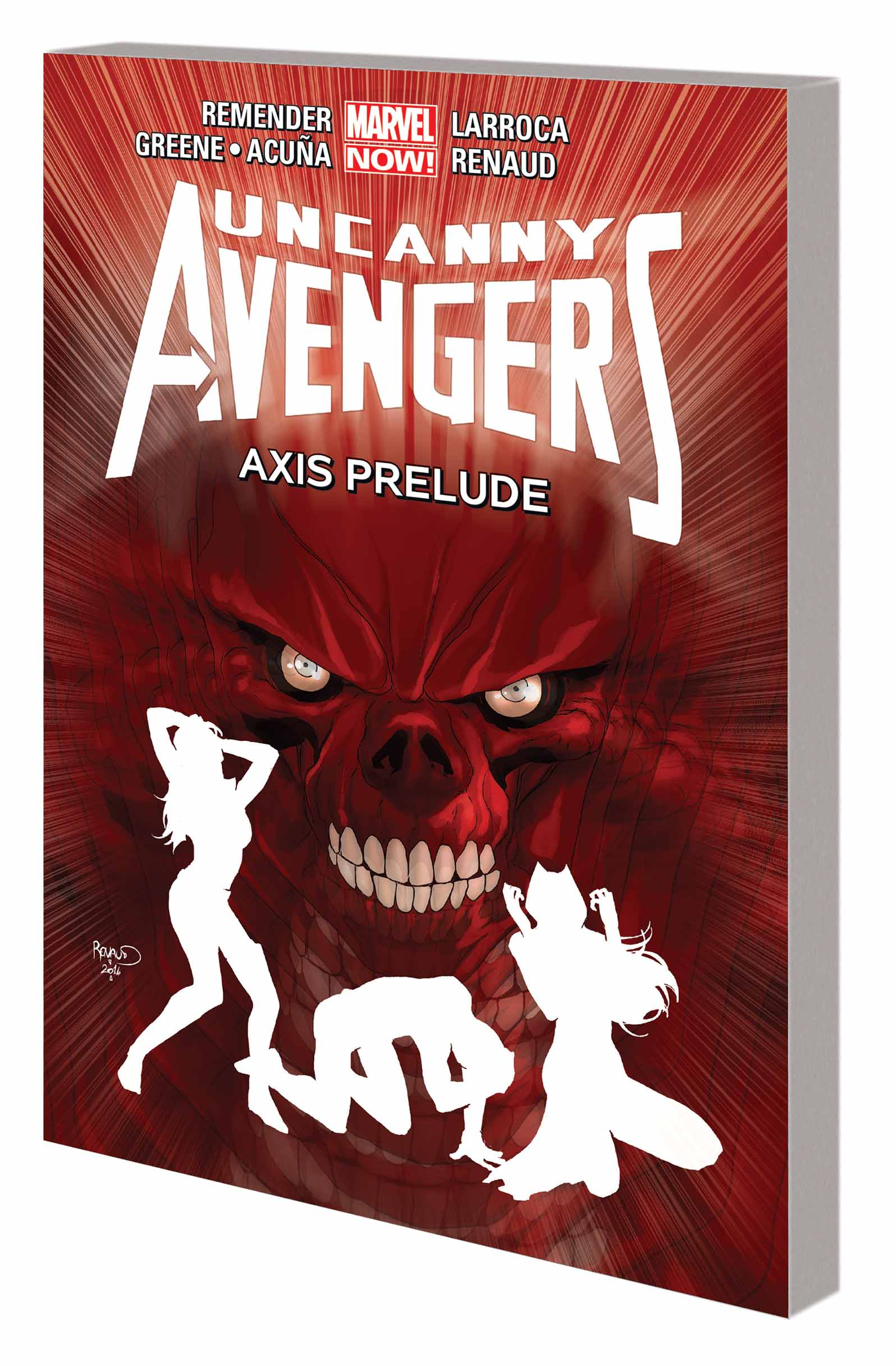 UNCANNY AVENGERS VOL. 5: AXIS PRELUDE (Trade Paperback)