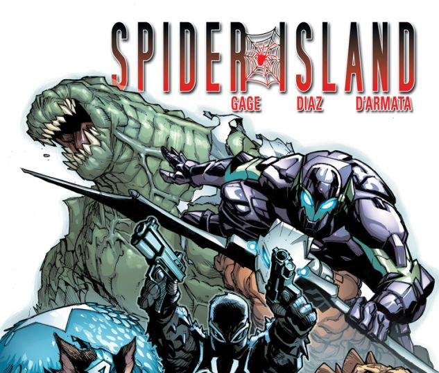 SPIDER-ISLAND 2 (SW, WITH DIGITAL CODE)