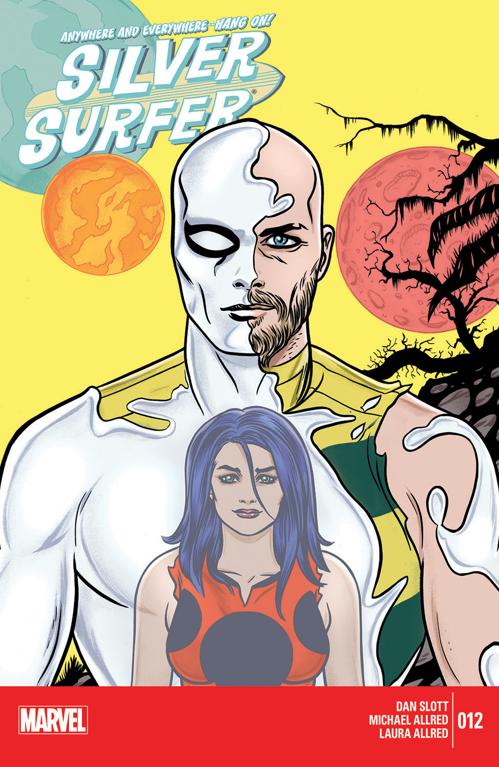 Silver Surfer (2014) #12