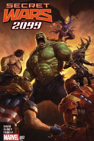 Secret Wars 2099 #2