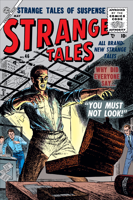 Strange Tales (1951) #46