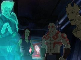 The Collector Guardians Of The Galaxy