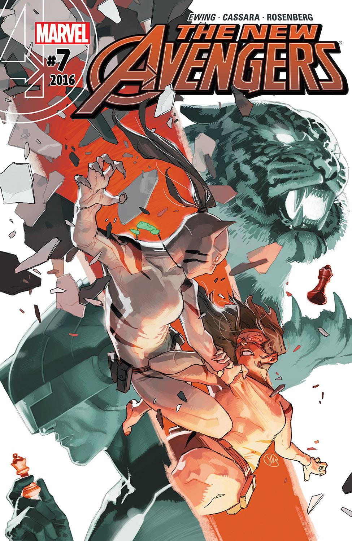 New Avengers (2015) #7