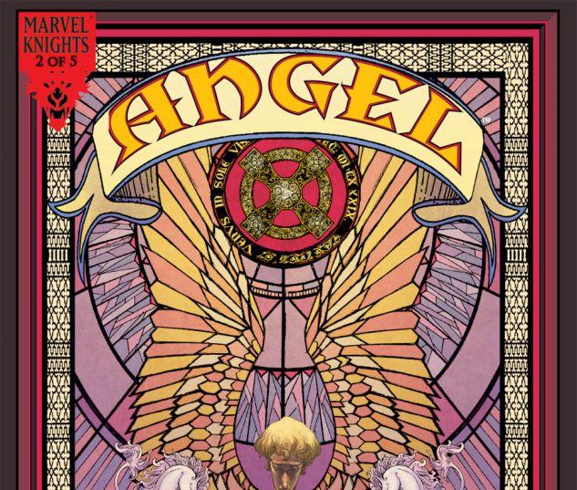 ANGEL: REVELATIONS (2008) #2 Cover