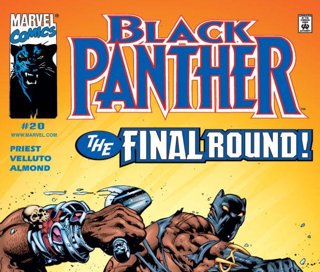 Black Panther (1998) #20