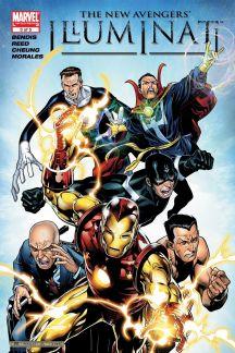 New Avengers: Illuminati #3