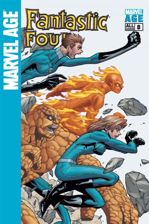 Marvel Age Fantastic Four (2004) #8
