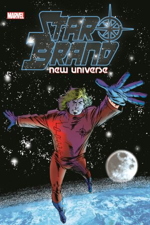 STAR BRAND: NEW UNIVERSE VOL. 1 TPB (Trade Paperback)