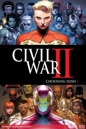 Civil War II: Choosing Sides (2016)