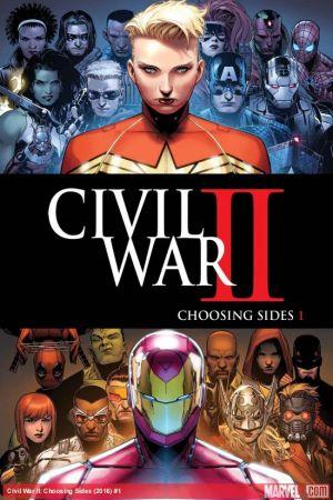 Civil War II: Choosing Sides (2016 - Present)