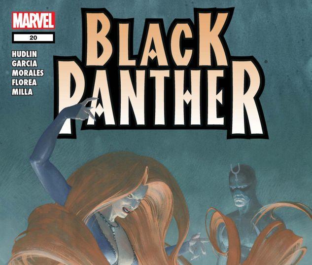 Black Panther (2005) #20