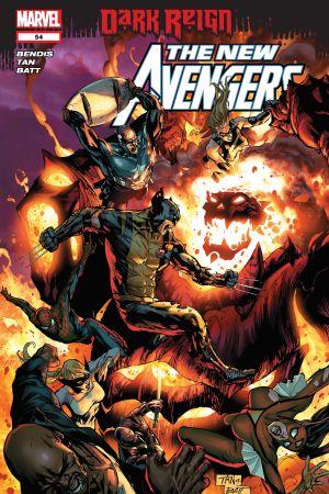 New Avengers (2004) #54