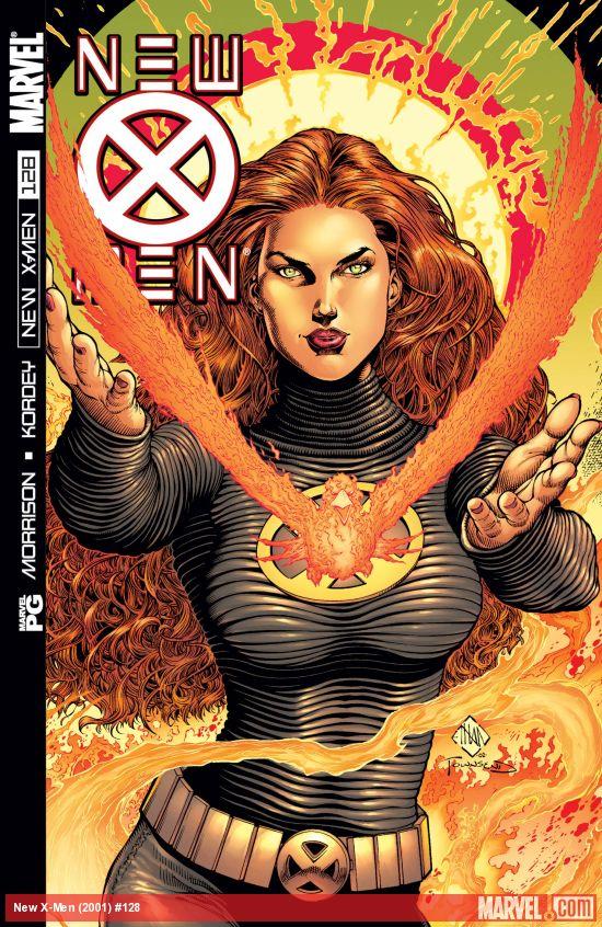 New X-Men (2001) #128