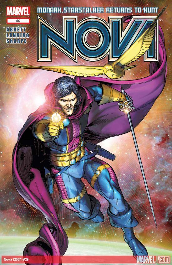 Nova (2007) #29