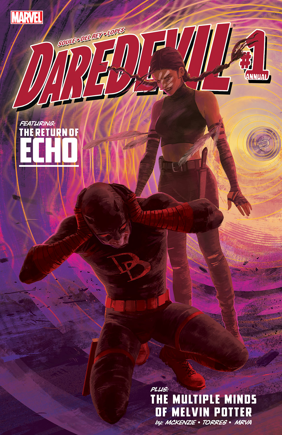 Daredevil Annual (2016) #1