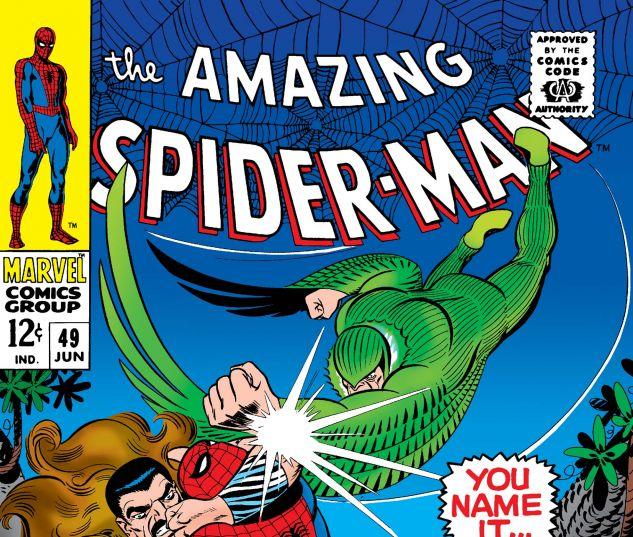 Amazing Spider-Man (1963) #49