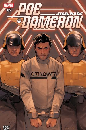 Star Wars: Poe Dameron (2016) #5