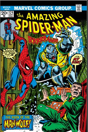 The Amazing Spider-Man #124