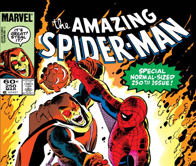 Amazing Spider-Man (1963) #250