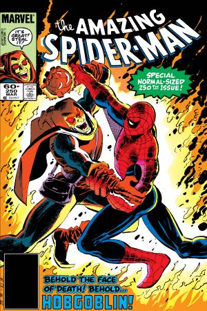 The Amazing Spider-Man (1963) #250