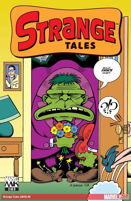 Strange Tales (2009) #2