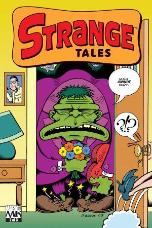 Strange Tales #2