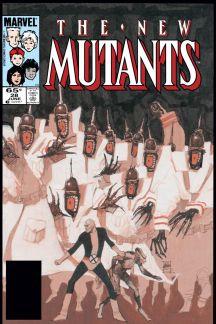 New Mutants (1983) #28