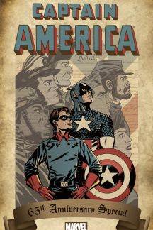 Captain America 65th Anniversary (2006) #1